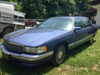 1994 Cadillac One Owner Garage Kept  110,000 miles