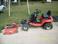 For sale Airens Sierra 1540H riding lawn mower for