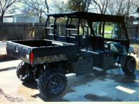 2009 Polaris Ranger Crew 4x4 (Browning Edition LE) 700