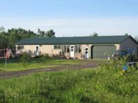 For Sale 30 Acres. 3 bedroom ranch style house with
