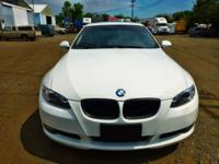 * BMW 328i Coupe 2009 White. *$16,500 Or Best Offer. *