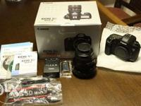 Canon EOS 5D Mark III 22.3 Megapixel Digital SLR Camera
