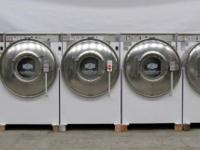 Available for sale Front Tons Washer Milnor 1PH