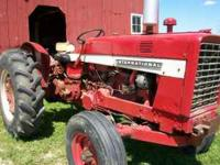 1969 International Tractor For Sale 45 HP Model 544