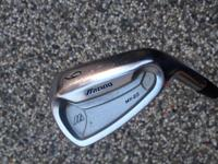 Mizuno MX23 Dynalite Gold Stiff 300 9 Iron ideal hand