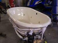 I have 2 NEW tubs for sale or trade here in Boone one