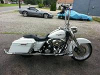 For sale 2008 Custom Harley Street Glide $11,500.00.