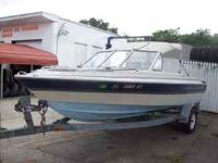 for sale 1995 bayliner 18 ft boat 3.0 lt asking $ 2,600