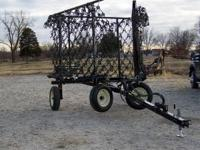 We have 24' and 30' New Ogden Pasture Harrow, $5,625