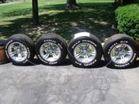 For sale used like new Ultra Wheel Rims 5 lug 15 by 7