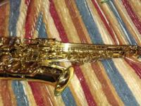 For Sale: SELMER SUPER ACTION 80 ALTO SAXOPHONE, SERIAL