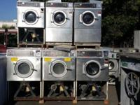 Front Load Washer Speed Queen Super 20/II Model: Super