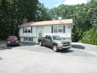 Split use, 2 bedroom home, zoned highway business. Car