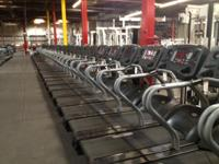 We have thousands of treadmills for sale in our 40,000