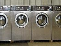 Wascomat Front Load Washer Senior W184 Cost: $2,200.