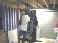 Like New****Weight Machine... Call:  Location: Elsie