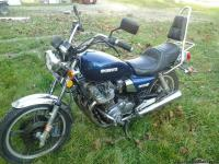 i have a 1982 suzuki gs 850 very nice runs and rides