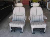 For Sale: Two (2) brand-new OEM Captain Chairs for