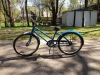 For sale antique sears 24 inch girls bicycle $50 needs