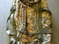 This a military ForceProtector bag in excellent