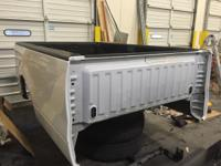 We are selling bed from Ford F-150. We have a bumper as