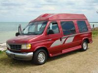 Ford 1993 Conversion Van Imaculate