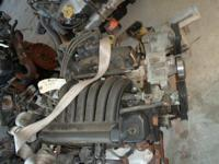 Ford 3.0 Liter Engine  ALL BODY PARTS ARE IN GOOD