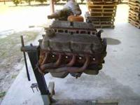 Ford 302 5.0 engine with E7 heads; uses oil, need
