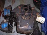 Ford 302 engine. Complete other than intake. Will have
