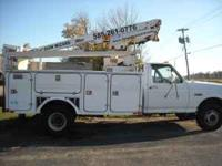 I have a 1997 ford bucket truck used for my bussiness