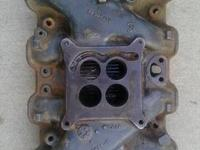 available is an original Ford 351 Cleveland 4V intake