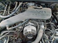 I have a 4.6 Liter V-8 OHC Engine out of a 1994 Ford