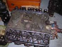 Complete Ford 460 engine. 4 bbl intake. Engine needs to