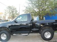 98' Ford F-150 Stepside Off Road Package, 78k Original
