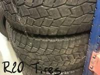 Have a set of 20 inch rims with tires for any ford 5