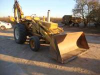 Ford 555 Ex-tend a hoe 2723 hours works great. $9,500