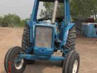 1978 Ford 6600 tractor for sale – 72-75 HP with a