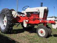 Ford 740 Tractor Pull tractor GREAT Tractor ready to go