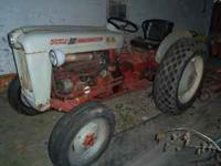 I have a Ford 801 PowerMaster Tractor for sale or trade