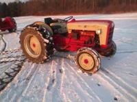 tractor runs good looks good so it has to be good call