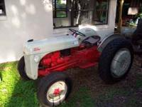 1952 Ford 8N Turf Tires,wheel weights New