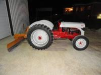 I have a 1949 Ford 8N in great running condition. The