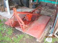 5' Ford 901 Brush Hog, Rotary Cutter model 22-60 made
