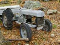Ford 9N for sale - Needs engine reassembled, good tires