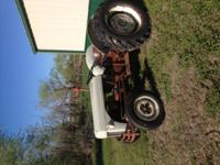 For sale 1940 Ford 9N Tractor. Runs good. New radiator,