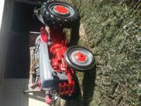 ford 9N tractor. new clutch and throw out bearing, new