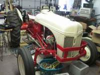 1940 Ford 9N Tractor.Totally restored.All new