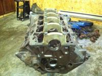 I have a Ford 429 big block engine block, pistons and