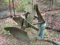 3 POINT HITCH FORD 2 BOTTOM PLOW. PH:  Location: ADEL,
