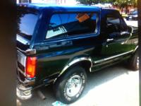 PRICED to SELL1994 Bronco XLT 4X4168,000 Miles - RUNS